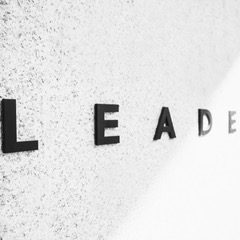 Leader Team work Builder Business conceptual background